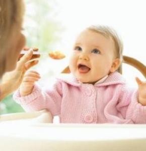 وجبات مفيدة للأطفال الرضع ، فوائد الخضار المسلوقة للأطفال